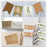 Rustic Harvest by Griffinbell Paper Co.