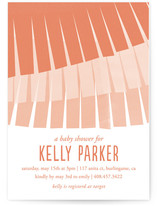 Delight Baby Shower Invitations