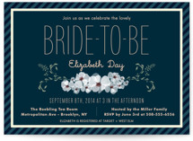 Lovely Day Bridal Shower Invitations