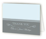 Sweet Sophistication Birth Announcements Thank You Cards