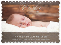 Precious Name Birth Announcements