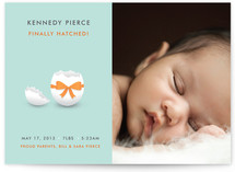 Hatched Egg Shell Baby by Jacqueline Rivera