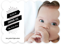 Little Rocker Birth Announcements