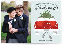 Newlywed Christmas by Bonjour Berry