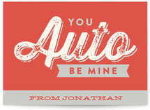 Auto Be Mine by Monica Tuazon