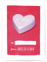 Conversation Heart by Hooray Creative
