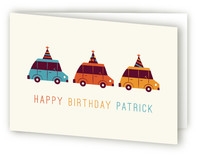 Birthday Cruising by Bob Daly Illustration