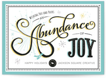 Abundant Joy by cadence paige design