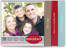 Warm & Cozy Holiday Minibook™ Cards