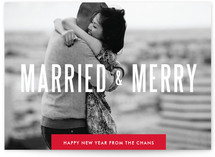 Married & Merry by Cheer Up Press