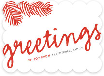 Greetings of Joy