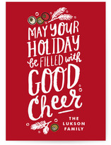 Good Cheer Script Message