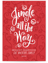 Jingle All the Way by Laura Bolter Design