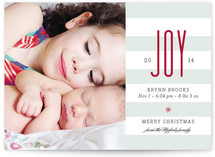 Source of Joy Holiday Photo Cards