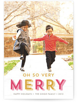 Oh So Very Merry by Susan Asbill