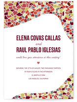 Espana Wedding Invitations