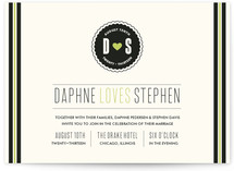 Love, Sweet Love Wedding Invitations