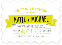 Afterparty Wedding Invitations