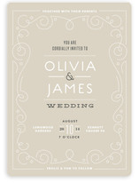 Bookbinder Wedding Invitations