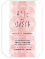 Bliss Wedding Invitations