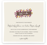 Meadow Wedding Invitations