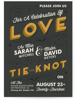 Celebrate Love Wedding Invitations