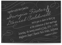 Orchestra Wedding Invitations