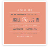 Calendar Finish Wedding Invitations