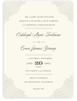Splendorous Wedding Invitations