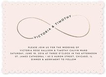 We are Infinite Wedding Invitations