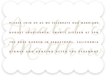 Layer Cake Wedding Invitations