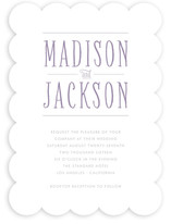 Downtown Wedding Invitations