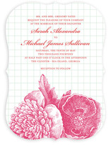 Bibliotheque Wedding Invitations