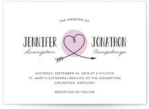 Lovestruck Wedding Invitations