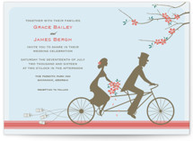Journey Together Wedding Invitations