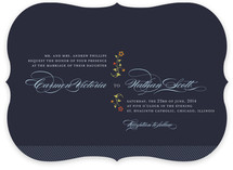 Ce Soir Wedding Invitations