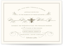 Honey Bee Wedding Invitations
