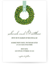 Boxwood Wedding Invitations