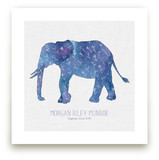 Little Painted Elephant