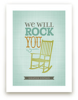 We will Rock You by Tami Bohn