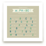 Alphabet for a Better Life