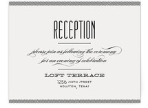 Twine Reception Cards