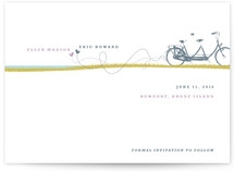 Sea Breeze Save the Date Cards