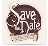 Antiquely Save the Date Cards
