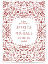 Tinies Save the Date Cards