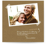 Personal Touch Save the Date Cards