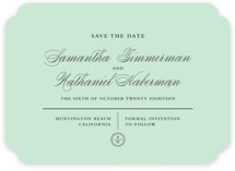 Notable Save the Date Cards