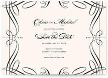 Opera Save the Date Cards