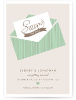 It's in the Mail Save the Date Cards